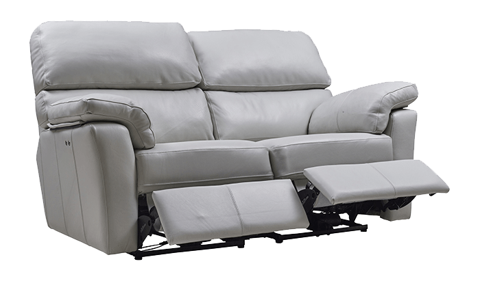 2 Seater Power Recliner Sofa