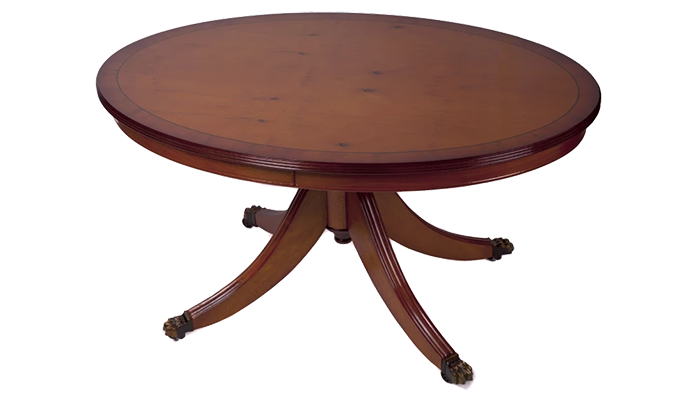 3ft Oval Coffee Table A801