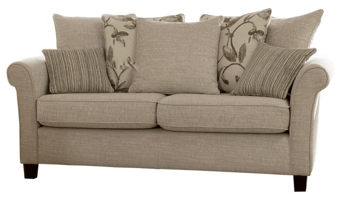 Small Pillow Back Sofa