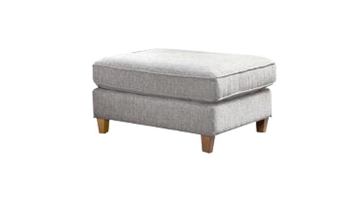 Chaise Footstool
