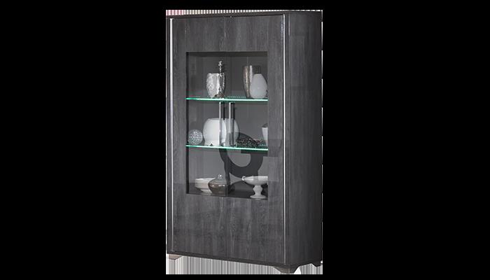 Glass Cabinet 2 Door