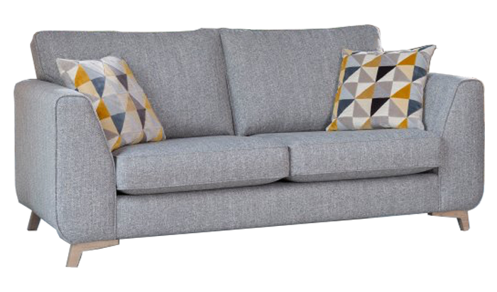 3 Seater Sofa Formal Back