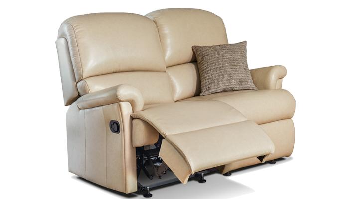Small Reclining 2 Seater Sofa