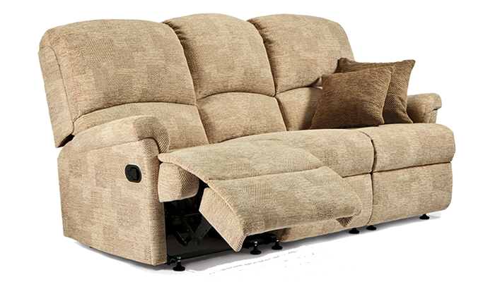 Standard 3 Seater Recliner Sofa
