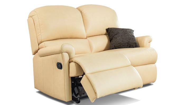 Standard Reclining 2 Seater Sofa
