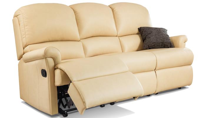 Standard Reclining 3 Seater Sofa