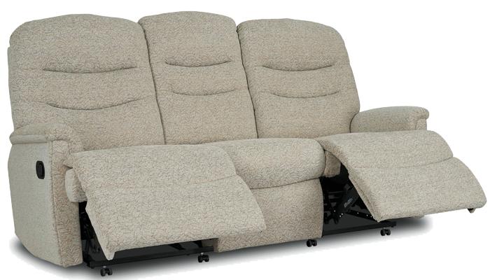 3 Seater 2 Motor Recliner
