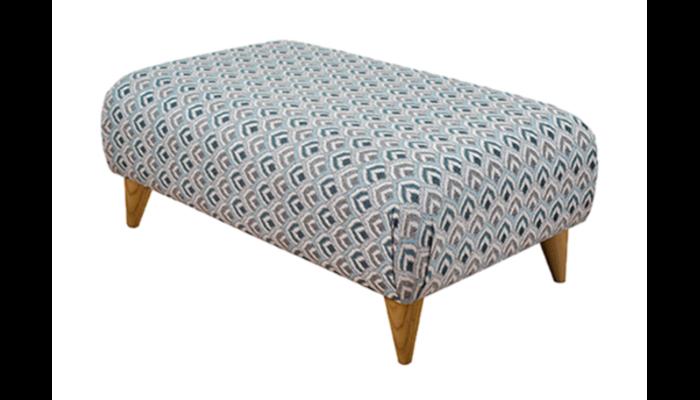 Style Large Footstool