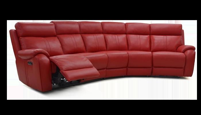 Recliner Corner Sofa