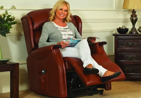 Leather Power Recliner Chairs