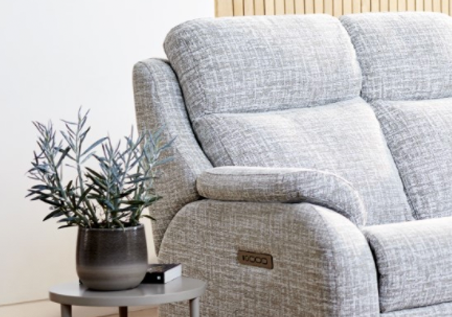 2 Seater Power Recliner Sofas