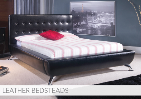 Bedsteads Leather Group Page Link