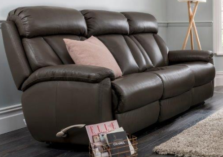 LaZboy Leather upholstery