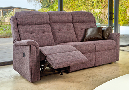 3 Seater Manual Recliners