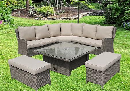 Garden Sofas & Loungers