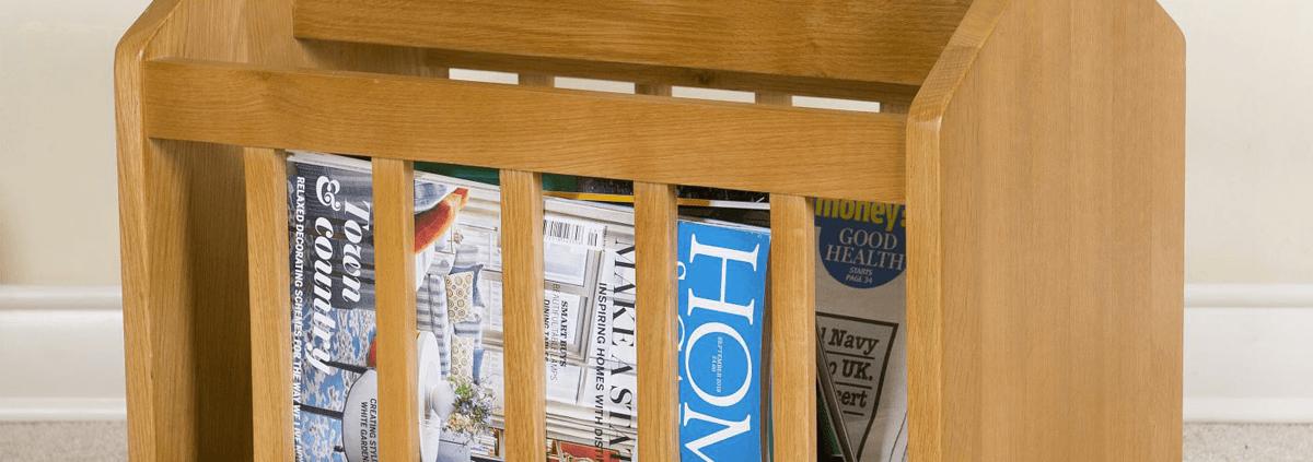 Magazine Racks