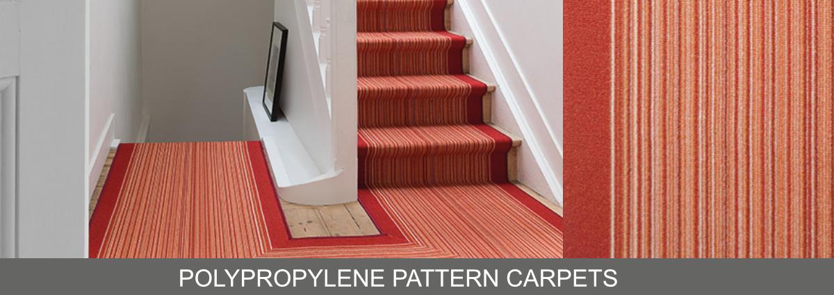Group hero polypropylene pattern carpets