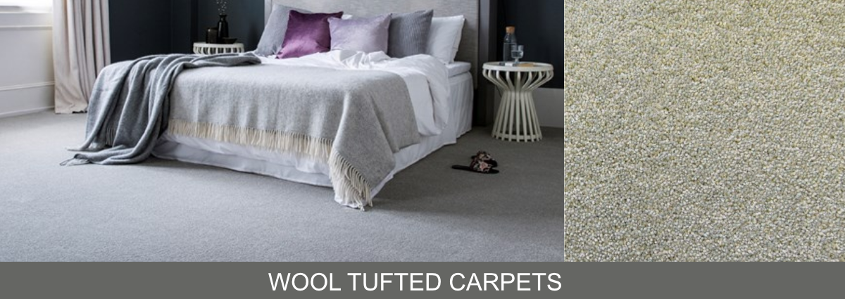 Group hero wool tufted carpets