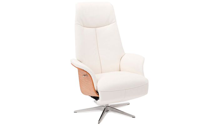 Manual Swivel Chair Large