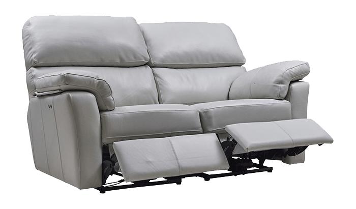 2 Seater Manual Recliner Sofa