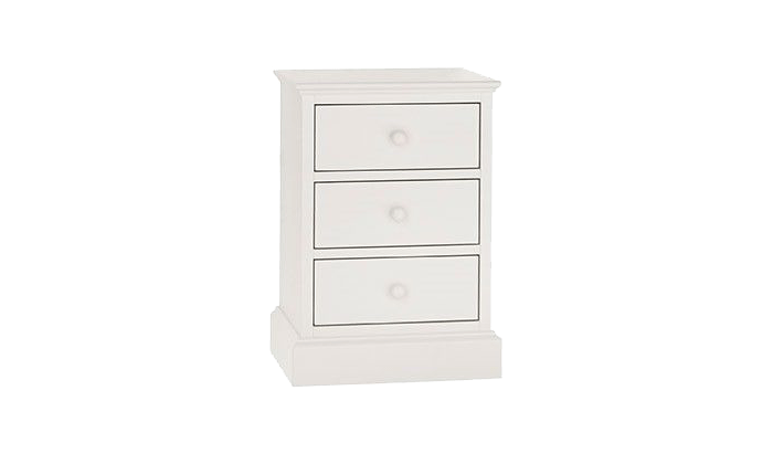 Appleby 3 Drawer Nightstand