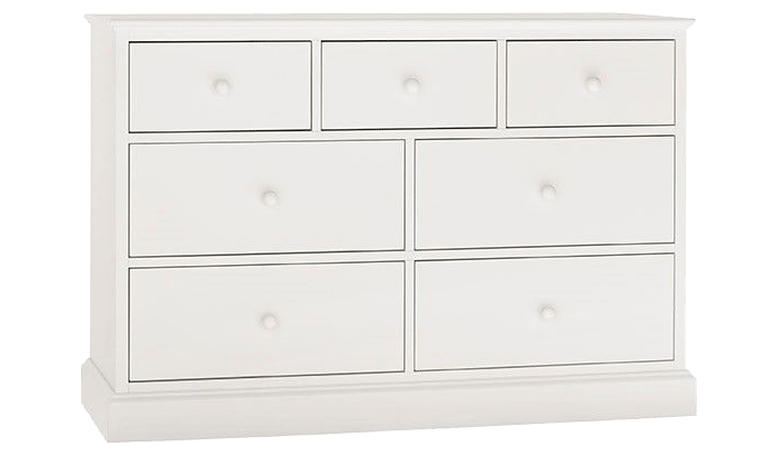 Appleby 3 Plus 4 Drawer Chest