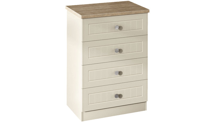 4 Drawer Midi Chest