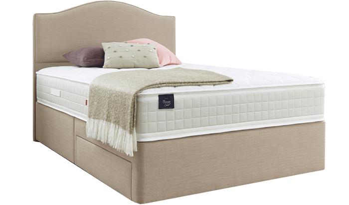 Slumberland Beds Vintage Bronze Bed Range