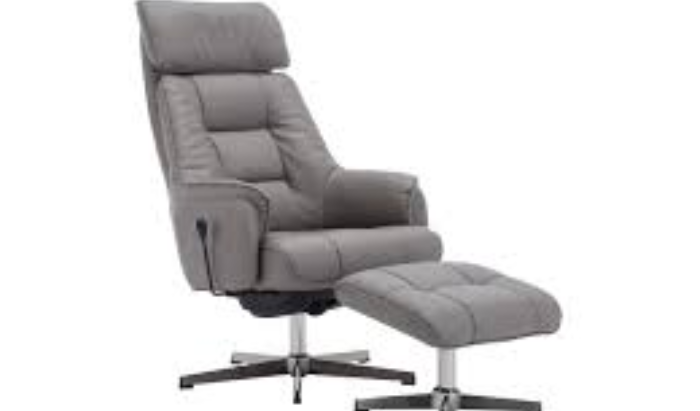 Leather swivel chairs at Barkers Furniture. | Barkers Furniture
