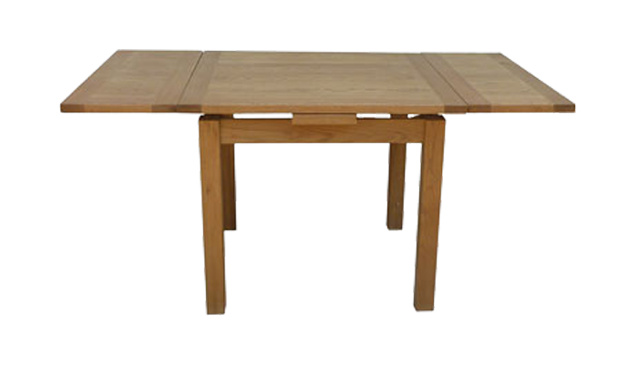 Dining Table Square Draw Leaf