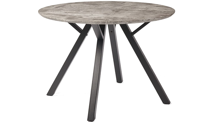 110cm Round Dining Table
