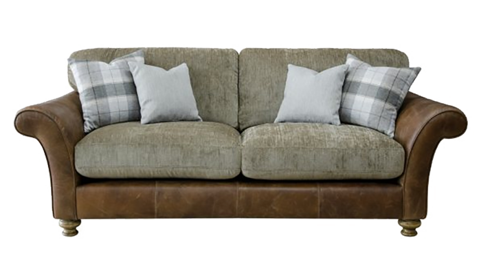 3 Seater Standard Back Sofa