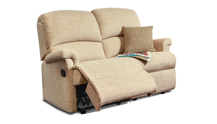 Small 2 Seater Recliner Sofa