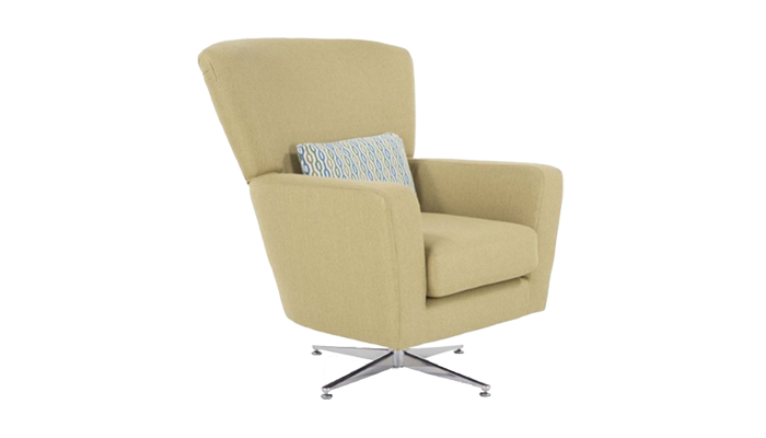 Plain Swivel Chair