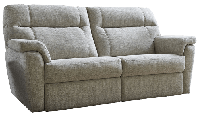 3 Seater Power Recliner Sofa
