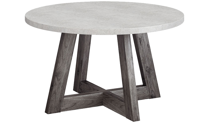 Round Dining Table 130cm