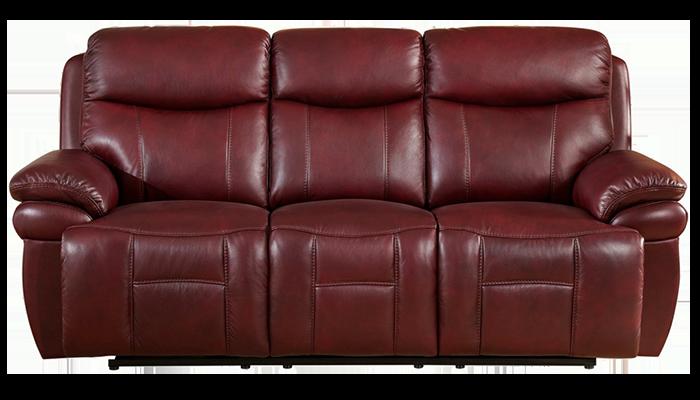 3 Seater Comfort Plus Recliner