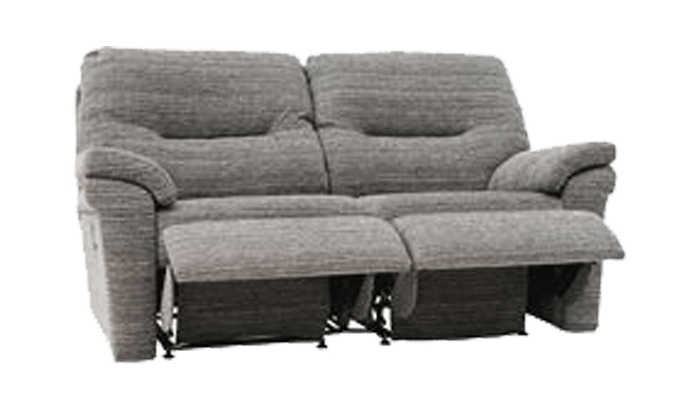 2 Seater power Recliner Doblue