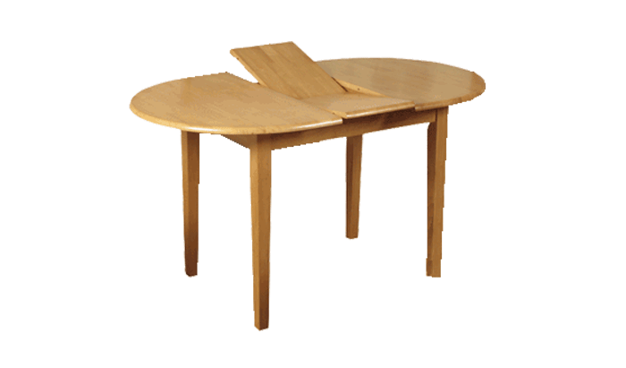 Oval Butterfly Dining Table